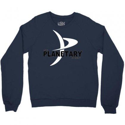 The Planetary Society Crewneck Sweatshirt