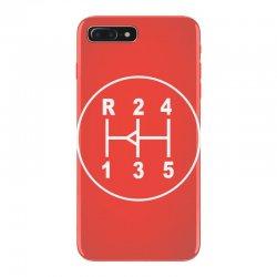 sports car gear knob, transmission shift pattern iPhone 7 Plus Case | Artistshot