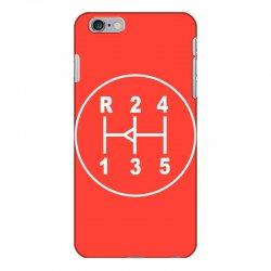 sports car gear knob, transmission shift pattern iPhone 6 Plus/6s Plus Case | Artistshot