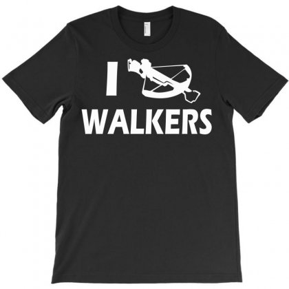 I Crossbow Walkers T-shirt Designed By Yudyud