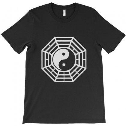 I Ching Yin And Yang T-shirt Designed By Yudyud
