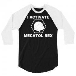 i activate mecatol rex! 3/4 Sleeve Shirt | Artistshot
