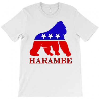 Harambe T-shirt Designed By Jamboebolo