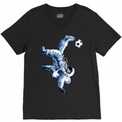 """buzz aldrin"" always sounded like a sports name V-Neck Tee 