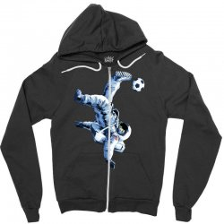 """buzz aldrin"" always sounded like a sports name Zipper Hoodie 