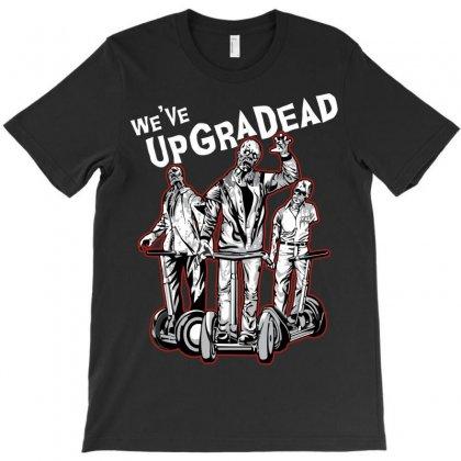 Upgradead T-shirt Designed By Mdk Art