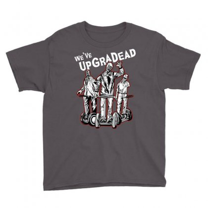 Upgradead Youth Tee Designed By Mdk Art