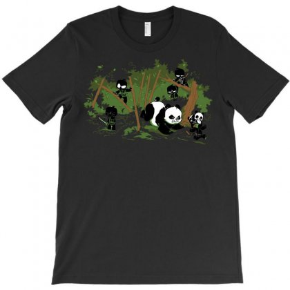 Unstealthiest Ninja When Animals Attack T-shirt Designed By Mdk Art