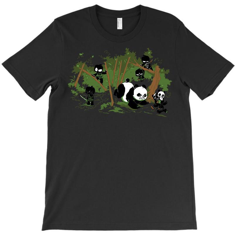 Unstealthiest Ninja When Animals Attack T-shirt | Artistshot