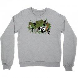 unstealthiest ninja when animals attack Crewneck Sweatshirt | Artistshot