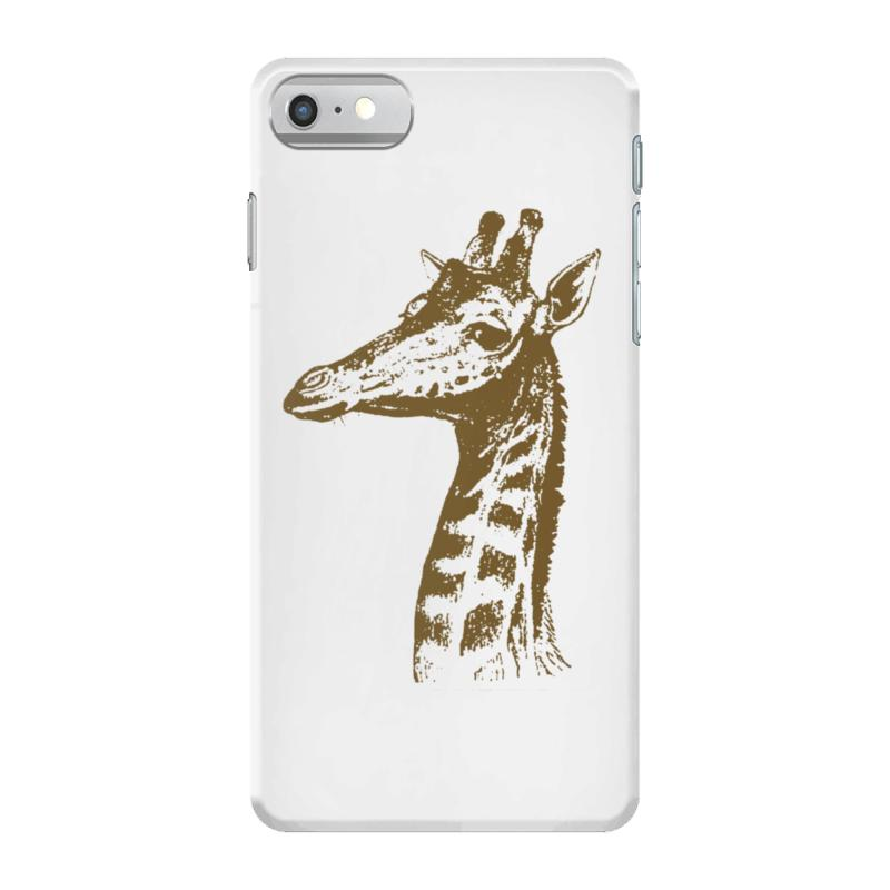 100% authentic 6a126 9f73e The Giraffe Iphone 7 Case. By Artistshot