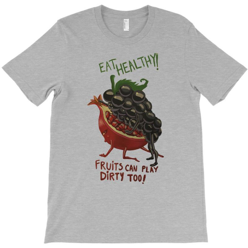 Eat Fruits T-shirt | Artistshot