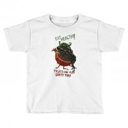 eat fruits Toddler T-shirt | Artistshot