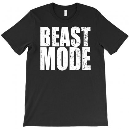 Beast Mode Workout T Shirt Funny T-shirt Designed By Suarepep