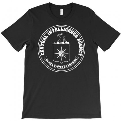Cia Central Intelligence Agency Usa T-shirt