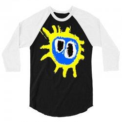 primal scream 3/4 Sleeve Shirt | Artistshot