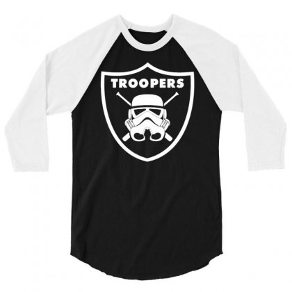 Tropper 3/4 Sleeve Shirt Designed By Suarepep