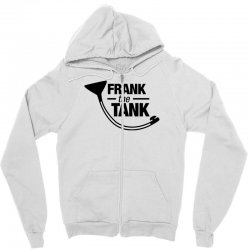 frank the tank Zipper Hoodie | Artistshot