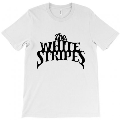 The White Stripes T-shirt Designed By Munil