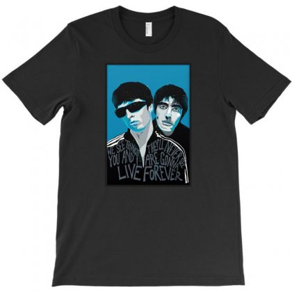 Oasis T-shirt Designed By Munil