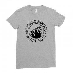 neighbourhood witch hunt Ladies Fitted T-Shirt | Artistshot
