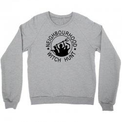 neighbourhood witch hunt Crewneck Sweatshirt | Artistshot