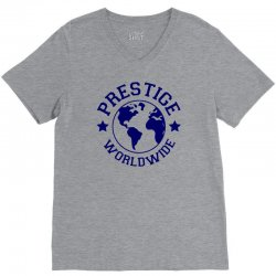 prestige worldwide V-Neck Tee | Artistshot