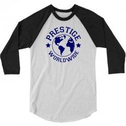 prestige worldwide 3/4 Sleeve Shirt | Artistshot