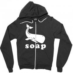 soap Zipper Hoodie | Artistshot