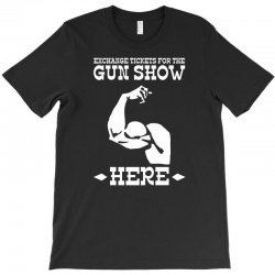 the gun show T-Shirt | Artistshot