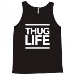 thug life Tank Top   Artistshot