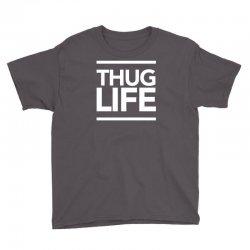 thug life Youth Tee   Artistshot