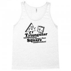 triangular sandwiches Tank Top   Artistshot