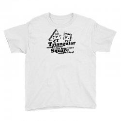 triangular sandwiches Youth Tee   Artistshot