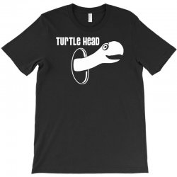 turtle head T-Shirt | Artistshot