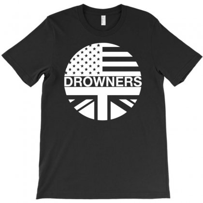 Drowners Funny T-shirt Designed By Mdk Art