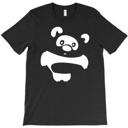 Funny Vinny Pooh T-shirt Designed By Mdk Art