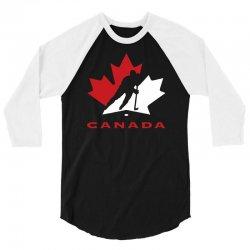 hockey canada 3/4 Sleeve Shirt | Artistshot