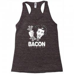 love bacont fun ny Racerback Tank | Artistshot