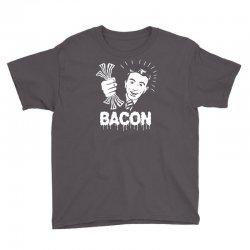 love bacont fun ny Youth Tee | Artistshot