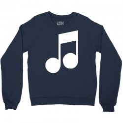 music note Crewneck Sweatshirt | Artistshot