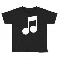 music note Toddler T-shirt | Artistshot
