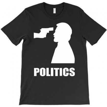 Politics T-shirt Designed By Mdk Art
