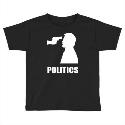 Politics Toddler T-shirt Designed By Mdk Art