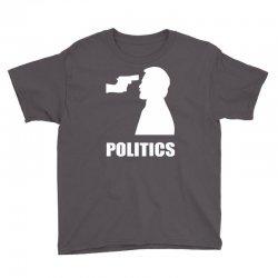 politics Youth Tee | Artistshot