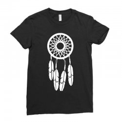 dreamcatcher Ladies Fitted T-Shirt | Artistshot