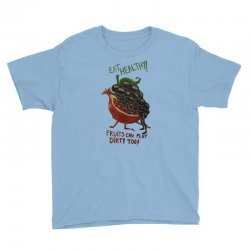 eat fruits Youth Tee | Artistshot
