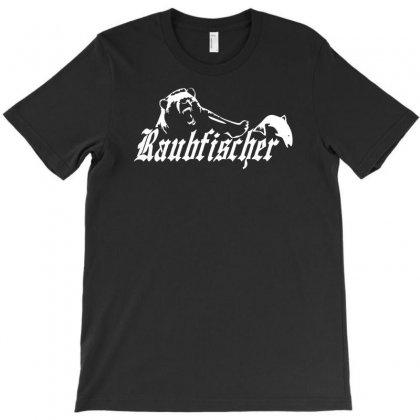 Raubfischer  Funny T-shirt Designed By Mdk Art