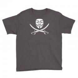 mask of modern mutiny Youth Tee   Artistshot