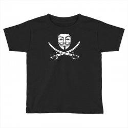 mask of modern mutiny Toddler T-shirt   Artistshot